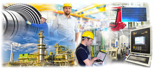 Berufe in der Industrie // jobs in the industry